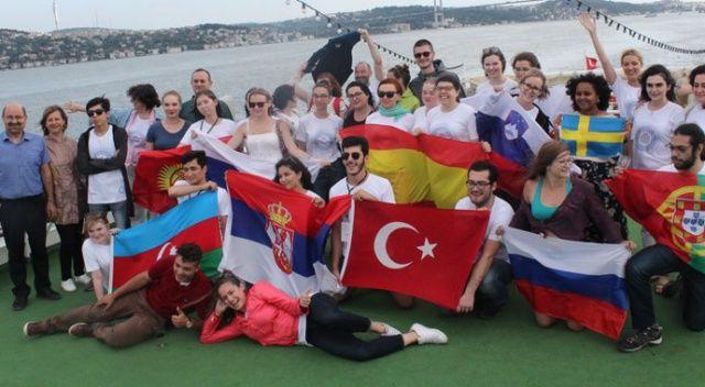 İstanbul'da diyabet kampı