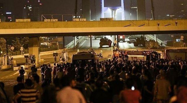 İstinaf Mahkemesi'nden 15 Temmuz Şehitler Köprüsü davası kararı