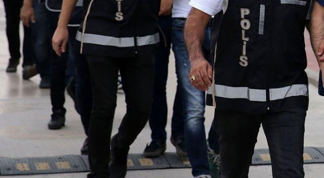 İzmir'de FETÖ operasyonu:47 kişi hakkında gözaltı kararı