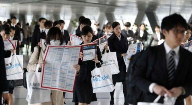 Japonya nüfusundaki düşüşe 'yabancı' tedbiri