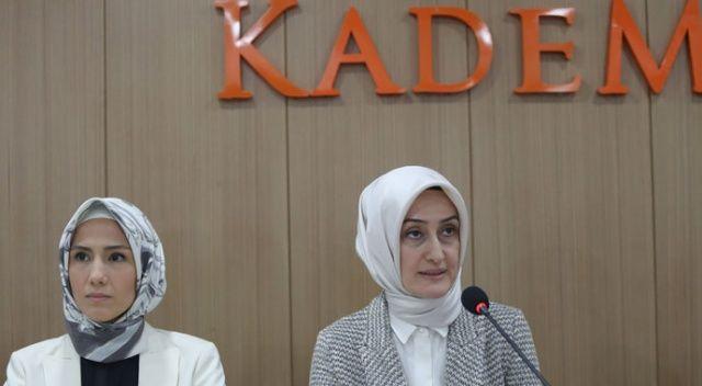 KADEM: Hiçbir uluslararası vakıf bize fon desteği vermiyor
