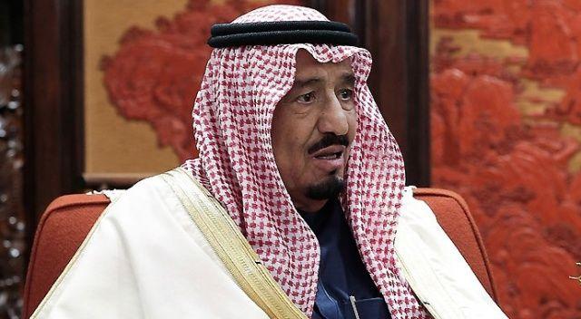 Kral Selman ABD askerlerine onay verdi