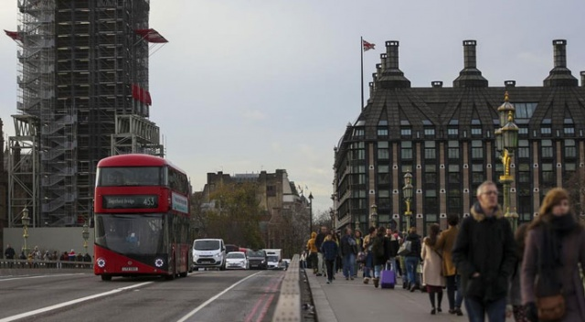 Londra'nın iklimi 30 yılda Barselona'ya benzeyecek