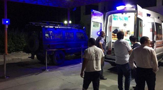 Malatya'da özel harekat polisleri kaza yaptı: 2 yaralı
