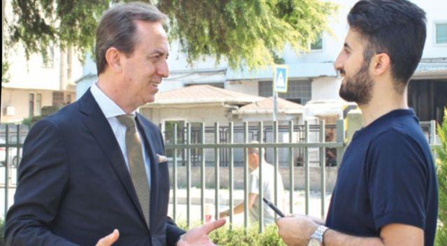 MEF Üniversitesi rektörü Prof. Dr. Muhammed Şahin: İstanbul'a bir silikon vadisi şart!