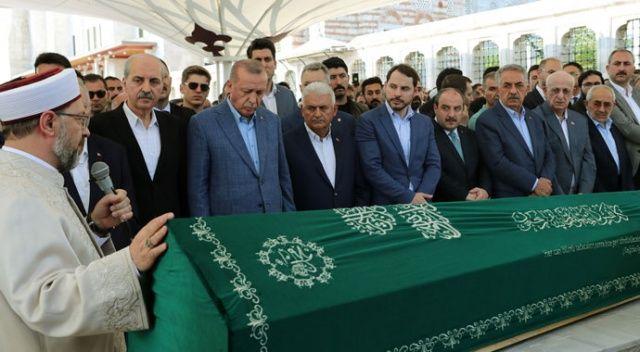 Mehmed Şevket Eygi'yi ebediyete uğurladık