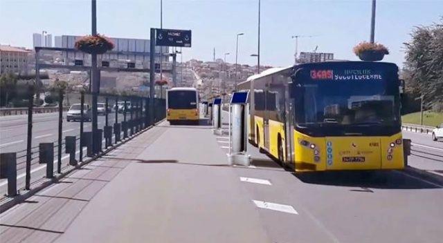 Metrobüsün rüzgâr  türbinleri dünyaya açılıyor