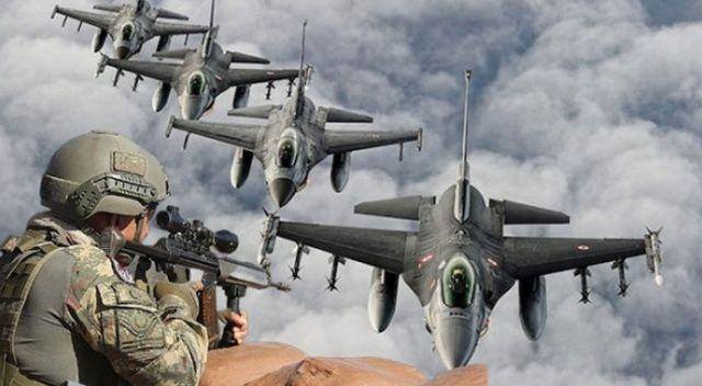 MSB: Irak'ın kuzeyine yeni harekat başlatıldı