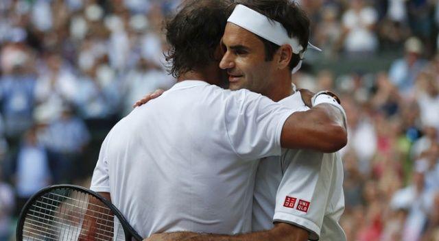 Muhteşem Federer!