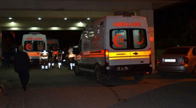 Muş'ta feci kaza! Otomobil traktöre çarptı: 3 ölü, 4 yaralı