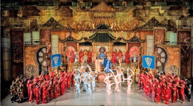 Opera şöleninde yeni rekor beklentisi