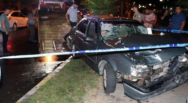 Ordu'da otomobil yayalara çarptı: 2 ölü, 1 yaralı