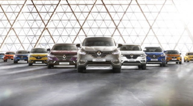 Renault Grup global hedeflerini yakaladı