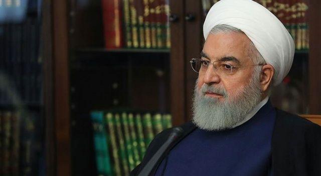 Ruhani: ABD ile müzakere fırsatını kaçırmadık