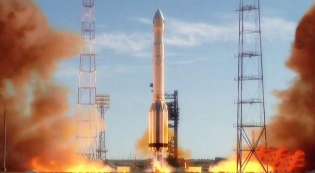 Rusya ile Almanya bilimsel araştırmalar için uzaya uydu gönderdi