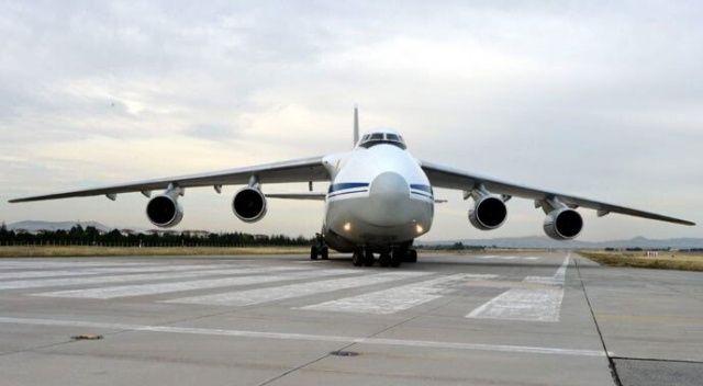 S-400 sevkiyatında 11. uçak da Mürted'e iniş yaptı