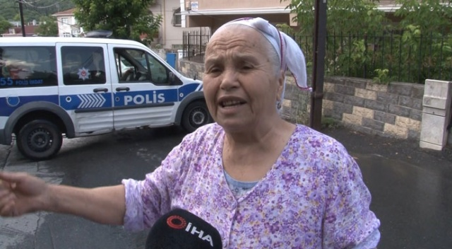 Sarıyer'de yabancı uyruklu kadına gasp dehşeti
