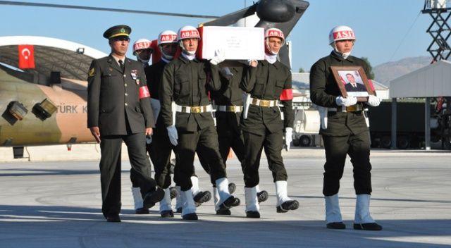 Şehit Piyade Uzman Onbaşı Mustafa Ünal memleketine uğurlandı