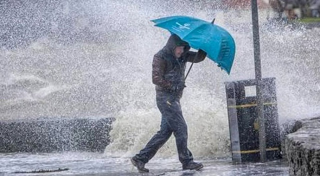 Meteoroloji'den 3 il için sağanak ve dolu uyarısı