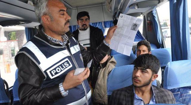 Suriyelilere 'yol izin belgesi' uyarısı