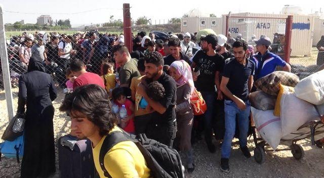 Suriyelilerin bayram yolculuğu başlıyor