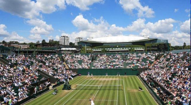 Tenisin zirvesi Wimbledon ilk kez 4K kalitesinde