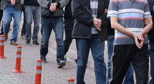 Terör örgütü mensubu 10 kişi yakalandı