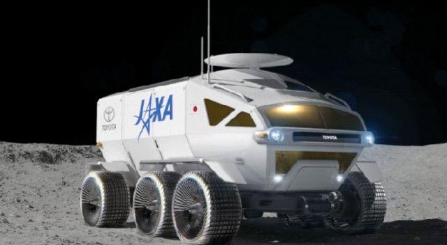 Toyota 2029'da Ay'a gidecek