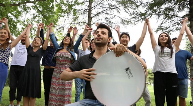 Türk dünyasının sesi Avrupa ve Balkanlar'da yankılanacak