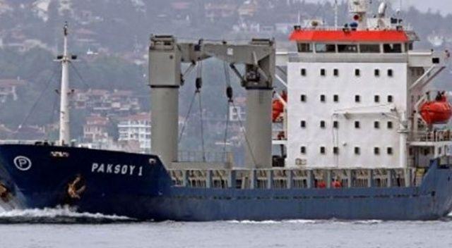 Türk gemisine saldıran korsanlar 10 denizciyi rehin aldı
