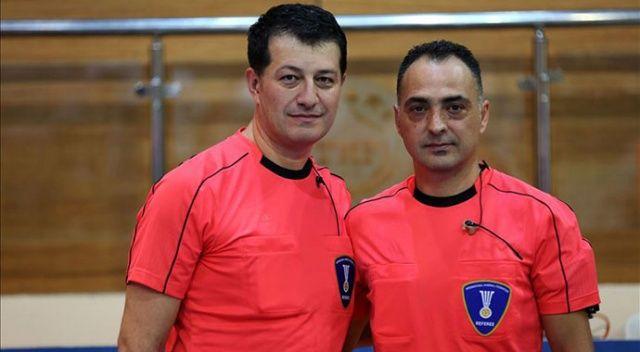 Türk hakem çifti, dünya şampiyonasında vazife alacak