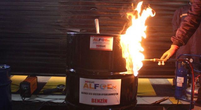 Türkiye'de yerli imkanlarla patlamaları önleyici sistem geliştirildi