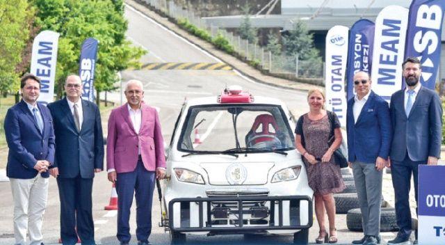 Türkiye'nin ilk ve tek  Otonom Araç Test Parkuru