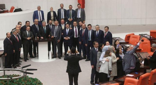 Tütkiye Büyük Millet Meclisi tatile girdi