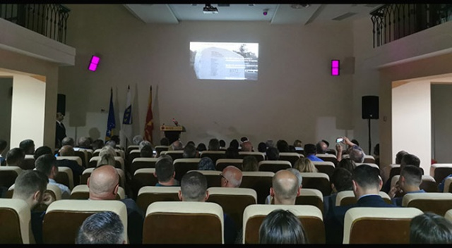 Üsküp'te Srebrenitsa Katliamını Yad Etme Programı düzenlendi