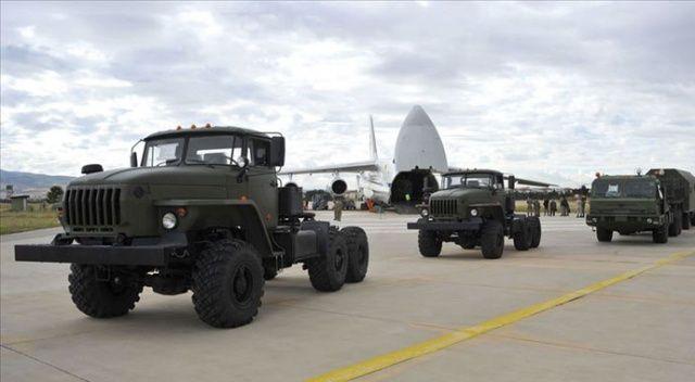 Uzmanlar S-400'lerin Türkiye'nin elini güçlendireceği görüşünde