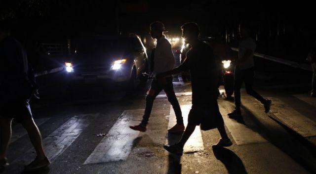 Venezuela'da yeni elektrik kesintisi