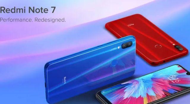 Xiaomi RedMi Note 7, 10 milyon satış rakamını devirdi