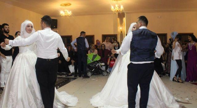 Yer: Ordu! İki kardeşin düğün kararları görenleri şaşkına çevirdi