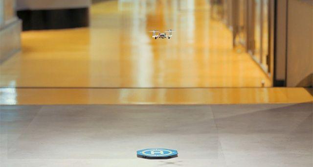 Yerli programlanabilir mini drone Arıkovanı'ndan havalanacak