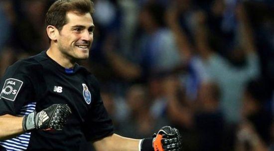 Iker Casillas yönetici oldu