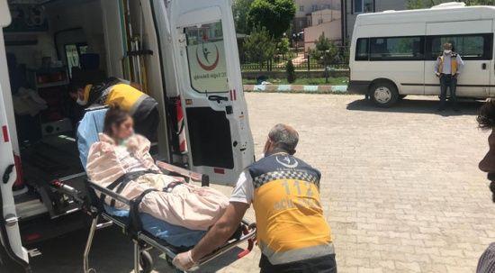 Sivas'ta tarım ilacından zehirlenme şüphesiyle 17 işçi hastaneye kaldırıldı