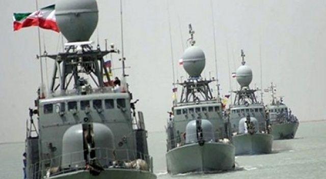 'İran donanması, alıkonulan petrol tankerine eskortluk yapmak için hazır'