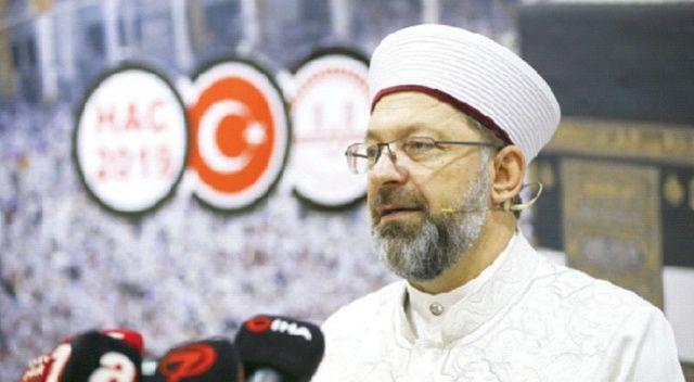 """""""İslam adına terör estiren kişilerle mücadele edelim"""""""
