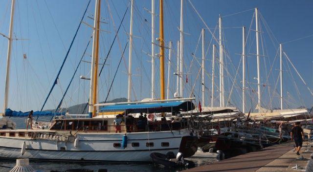 'Mavi turlara' yoğun ilgi, boş tekne kalmadı