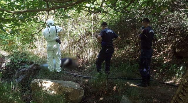 3 gündür kayıp gencin cesedi dere kenarında bulundu