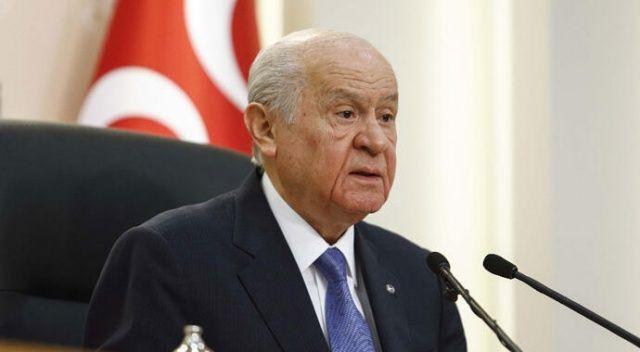 3 HDP'li belediyeye kayyum atanamasına ilişkin Bahçeli'den açıklama