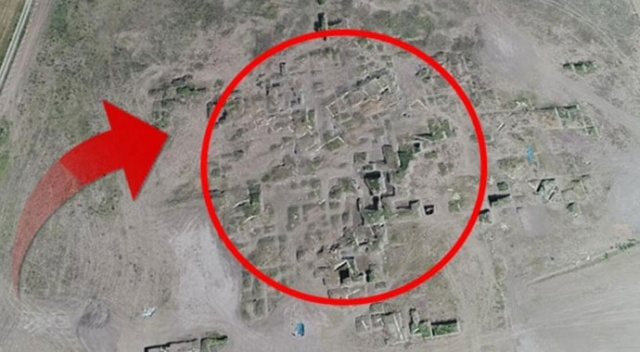 5 bin yıllık şehir ortaya çıktı! Türk arkeologlardan ilginç keşif...