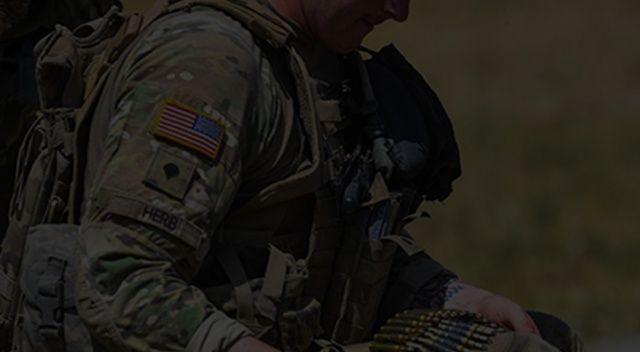 ABD'li 6 kişilik askeri heyet Akçakale'de