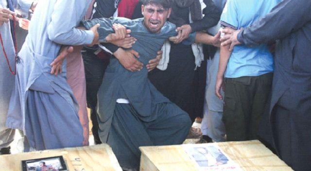 Afganistan'daki saldırıda 63 kişi öldü, 182 kişi yaralandı